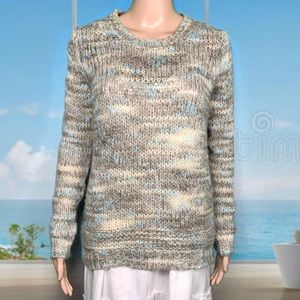 NWT Theory Jaidyn B Fine Splash Sweater